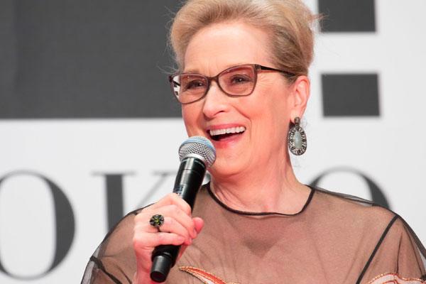 Meryl Streep actriz multipremiada