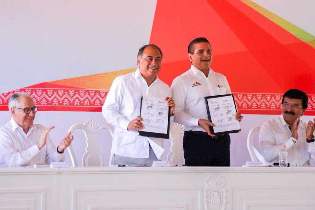 ZEE de Michoacán con operativo permanente federal