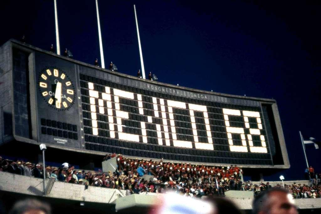 Recuerdan 50 años del 68
