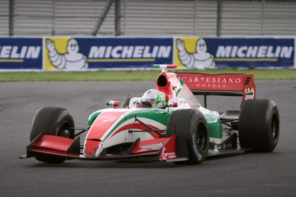 Correrá Celis Indy Car