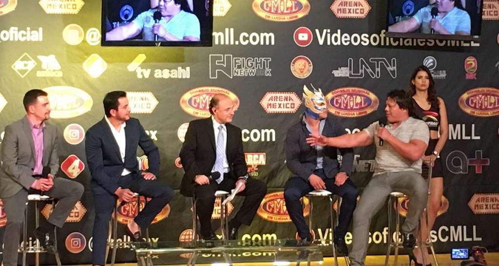 El Consejo Mundial de Lucha Libre (CMLL) y Liga Elite volverán a presentar carteles multiestelares los domingos en la Arena México