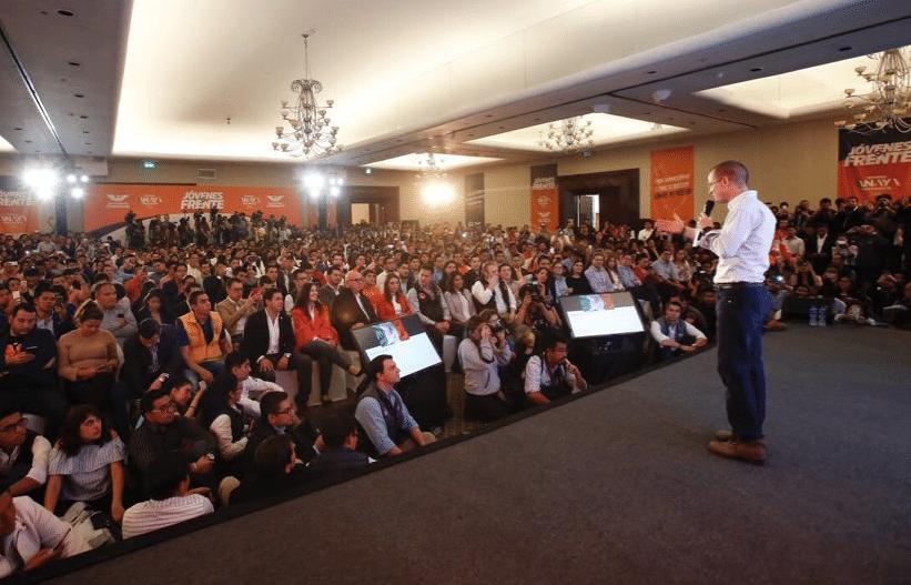 Corrupción ha acompañado trayectoria de Ricardo Anaya, afirma Ochoa Reza