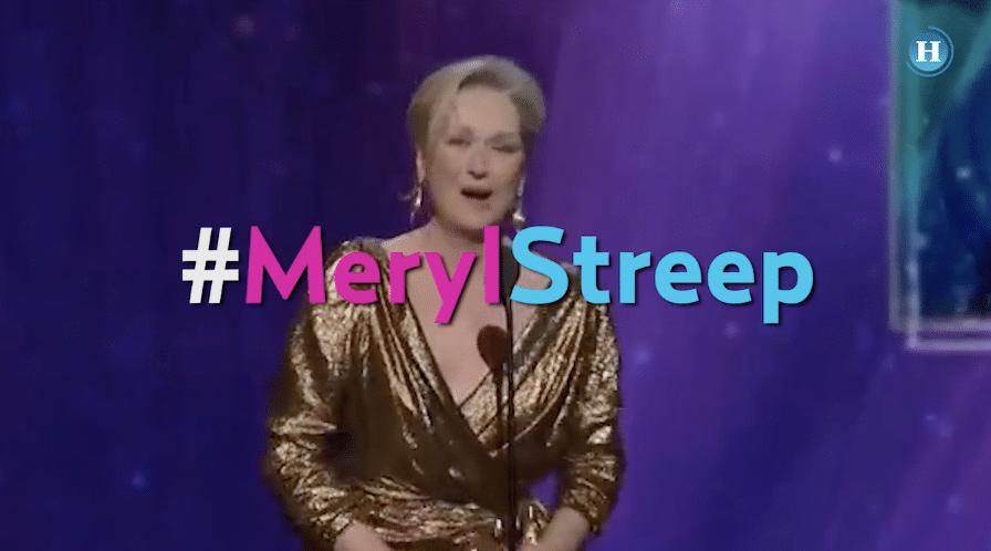 Meryl Streep la actriz récord del premio Oscar