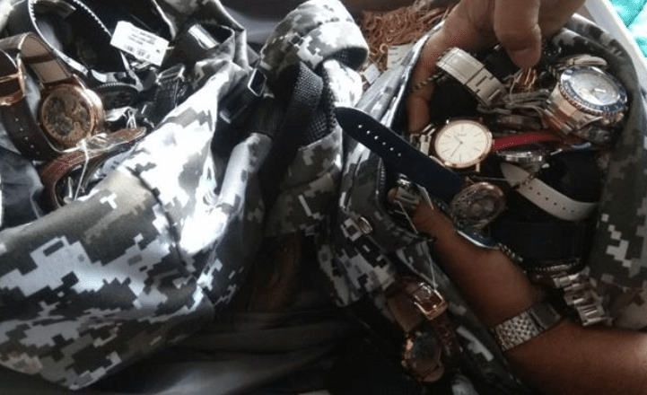Liberan a los dos últimos detenidos por el robo de joyería en Uruguay