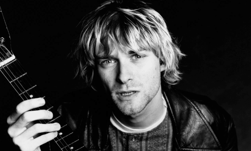 Recuerda Courtney Love a Kurt Cobain