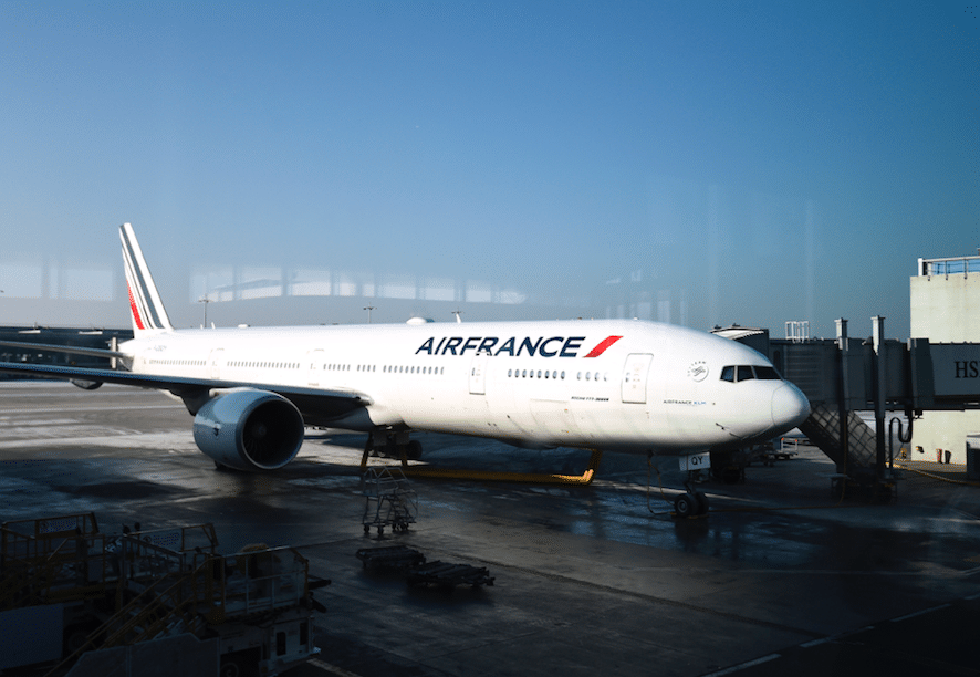 Por paro de sindicatos, Air France cancela vuelo a México