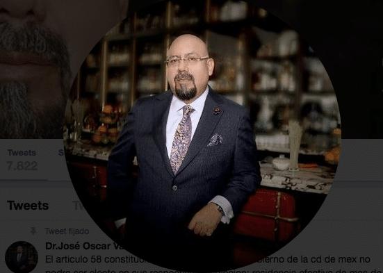 """José Oscar Valdez: """"Roma no paga traidores"""""""