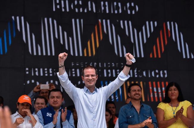 Foto: Ricardo Anaya, Archivo. CUARTOSCURO.COM