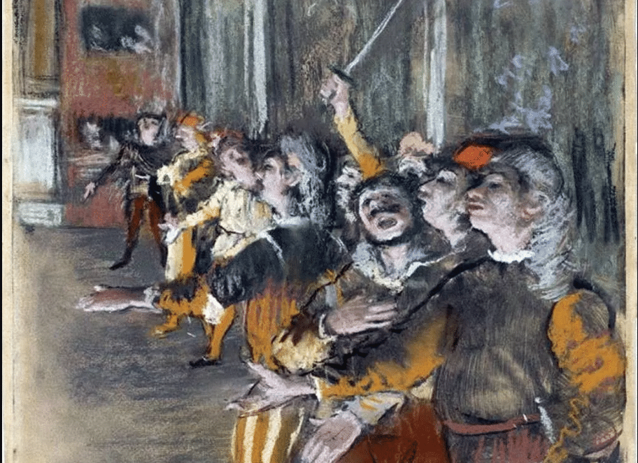 Cuadro de Edgar Degas, robado en 2009, es hallado en autobús en Francia