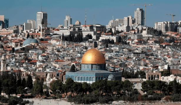 EEUU planea abrir embajada en Jerusalén el día del aniversario de Israel