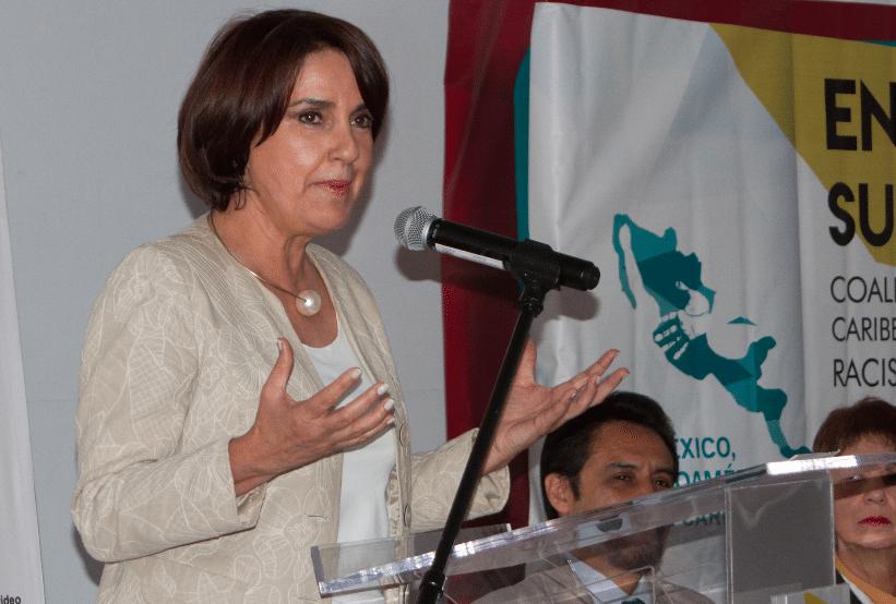 Patricia Mercado deja gabinete de Mancera