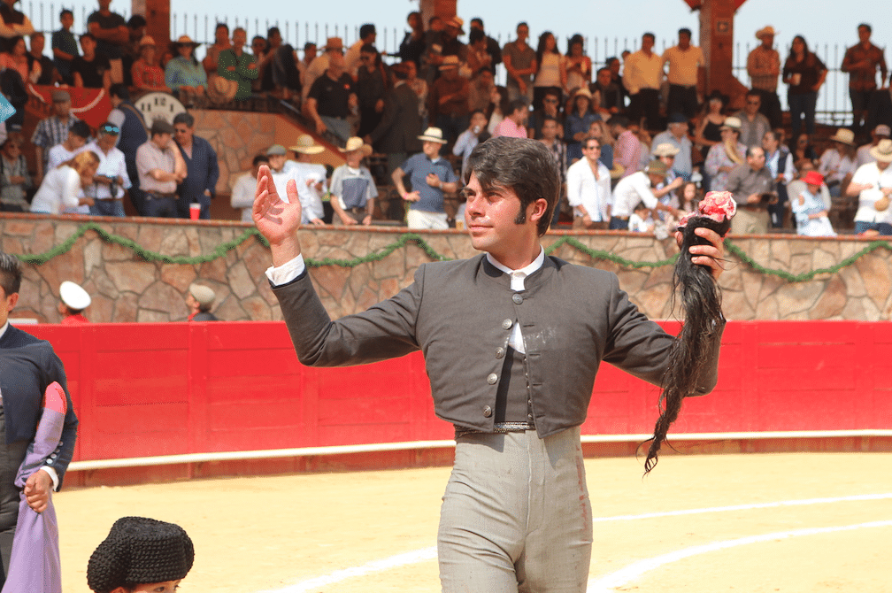 Fermín Rivera, indulta aClasede San Marcos