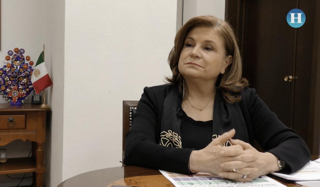 Arely Gómez enfrenta los desafíos de la lucha contra la corrupción
