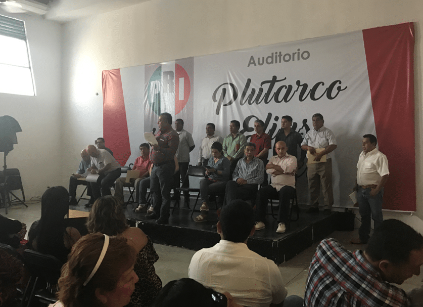 Sin Eduardo Ramírez Aguilar o con él, el PRI va