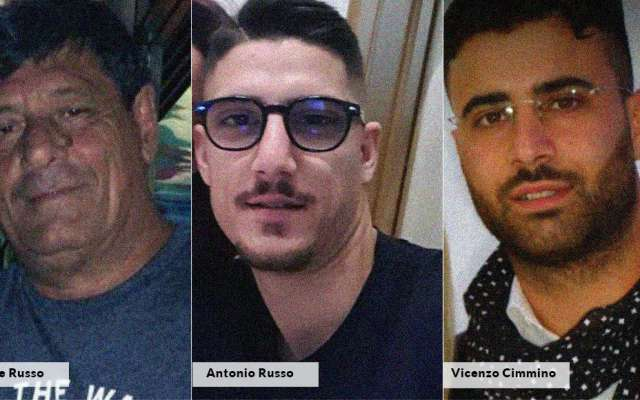 Confirma fiscal desaparición forzada de italianos; caen 4 policías