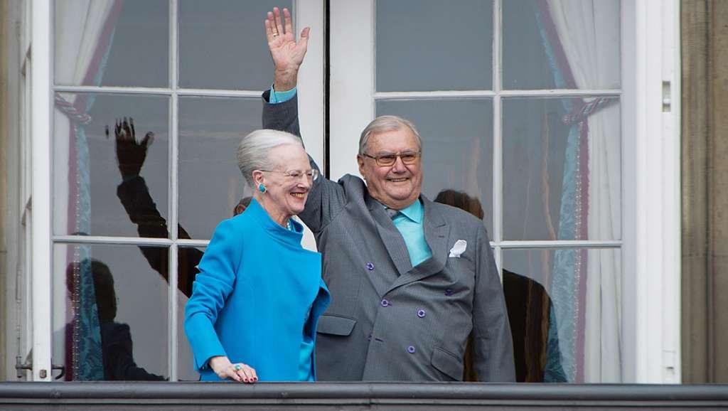 Enrique de Dinamarca, esposo de la reina Margarita II, falleció a los 83 años en el castillo de Fredensborg