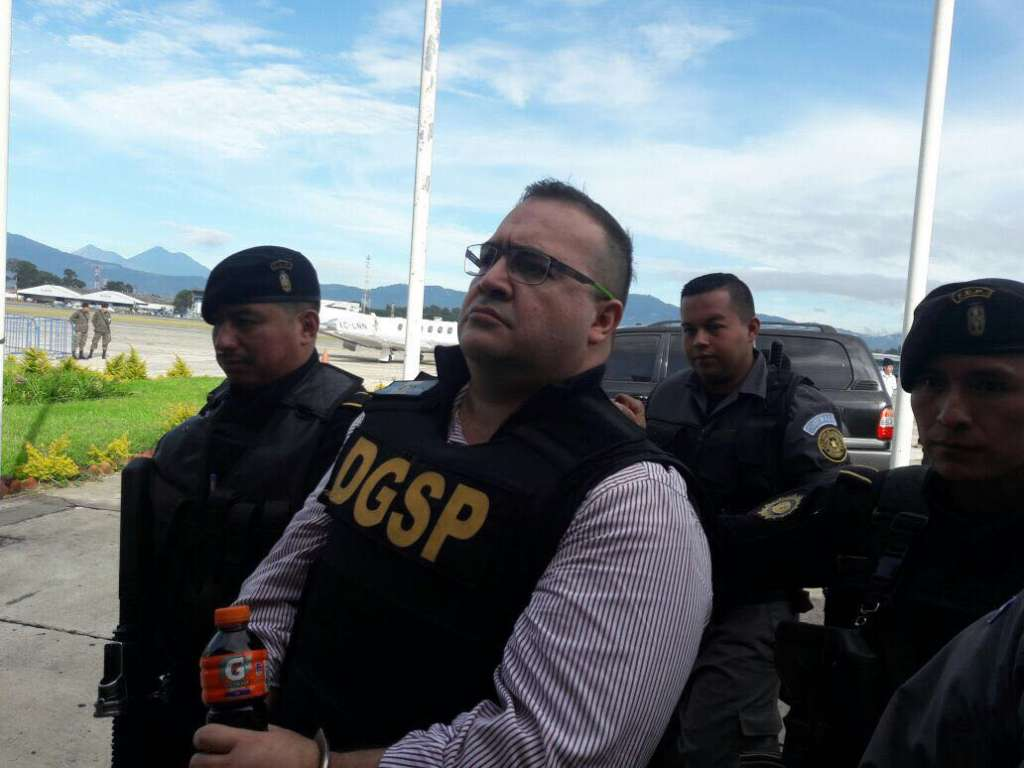 Operador financiero de Javier Duarte es vinculado a proceso