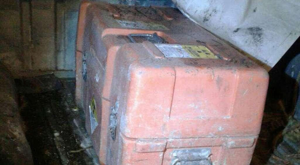 Autoridades de Guanajuato aseguraron el densímetro nuclear con material radioactivo y arrestaron a una persona