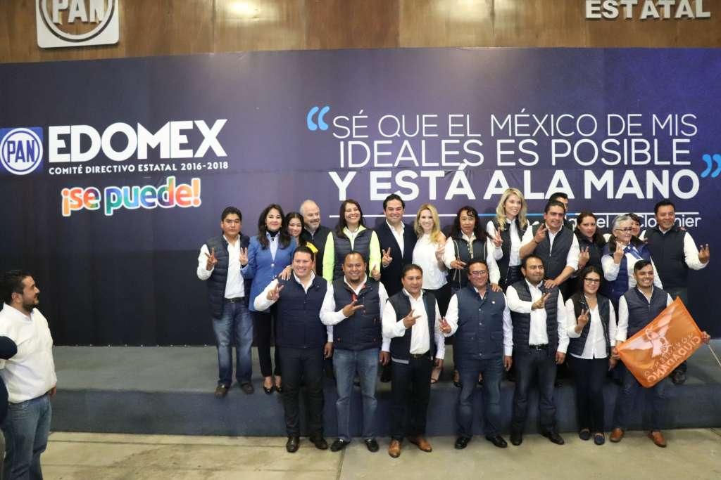 Enrique Vargas se registra para buscar la reelección en Huixquilucan