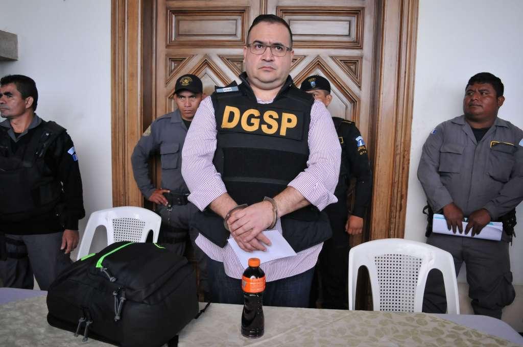 Deporta España a contador de Javier Duarte acusado de delincuencia organizada