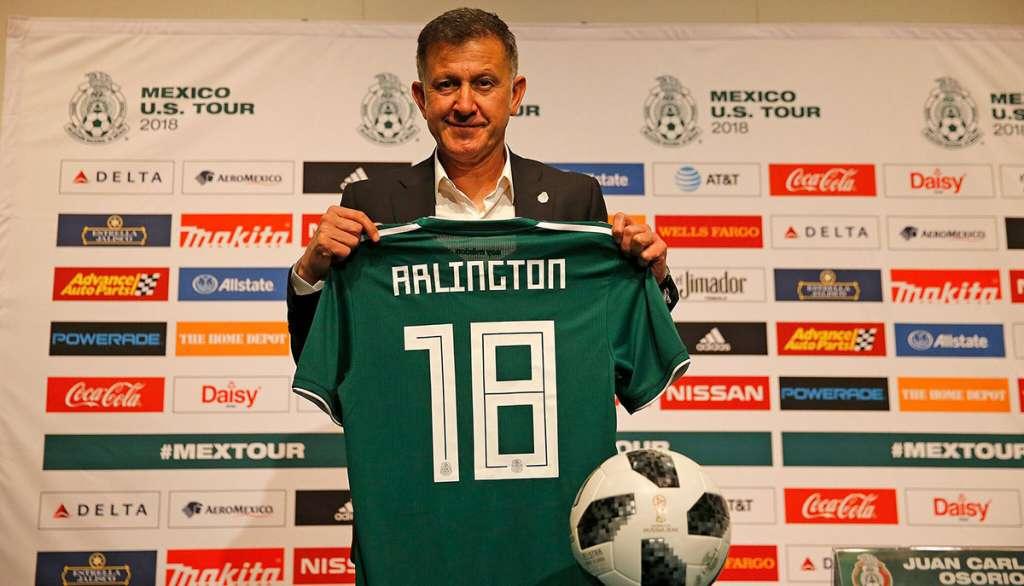 Juan Carlos Osorio, técnico de la Selección Mexicana, aseguró la gran virtud del fútbol mexicano es que tiene jugadores con diferentes características, que pueden vencer a cualquier rival