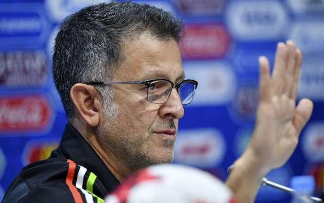 Juan Carlos Osorio, técnico de la Selección Mexicana, se mostró satisfecho por el traspaso de Miguel Layún y Héctor Moreno al Sevilla y Real Sociedad, respectivamente