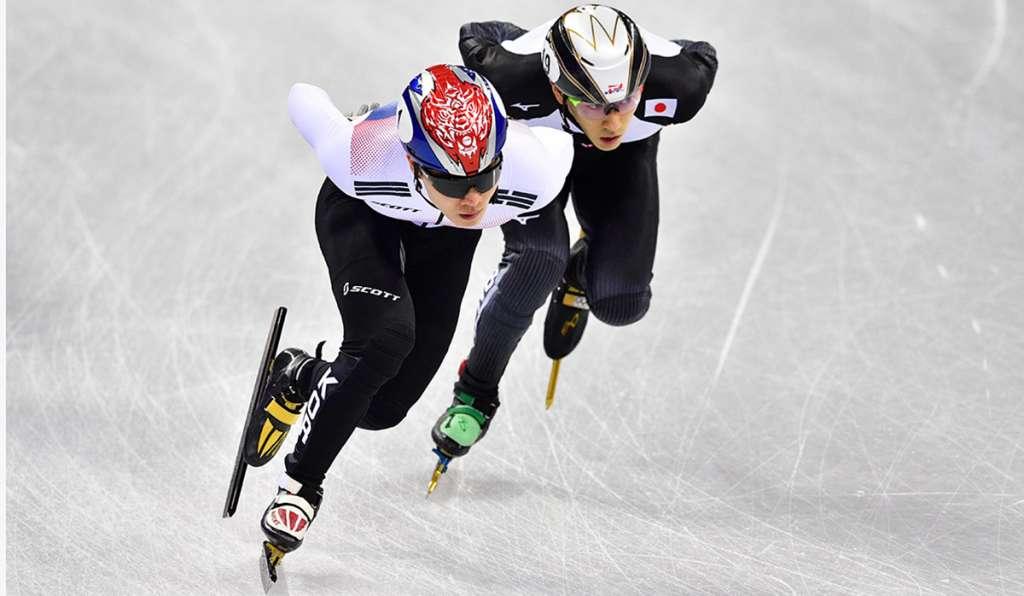 El japonés Kei Sato, patinador de velocidad especialista en pista corta, es el primer caso oficial de dopaje en los Juegos Olímpicos de Invierno 2018