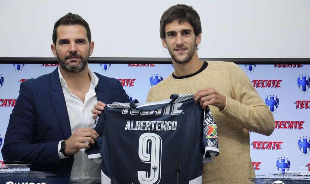 Durante su presentación como nuevo refuerzo del Monterrey, el delantero argentino Lucas Albertango dijo estar preparado para jugar este fin de semana