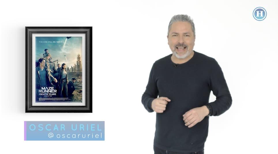 En el cine con Oscar Uriel – Maze Runner