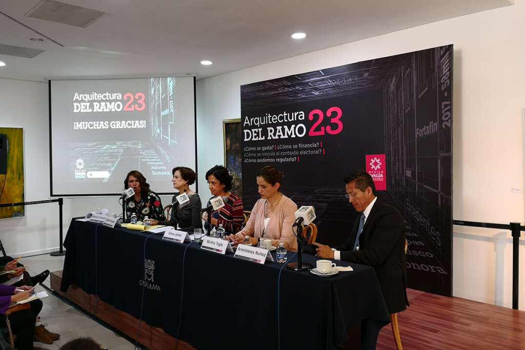 México Evalúa pide regulación a transferencias del Ramo 23