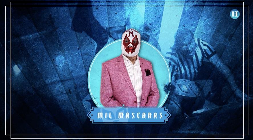 Mil Máscaras, la leyenda viviente