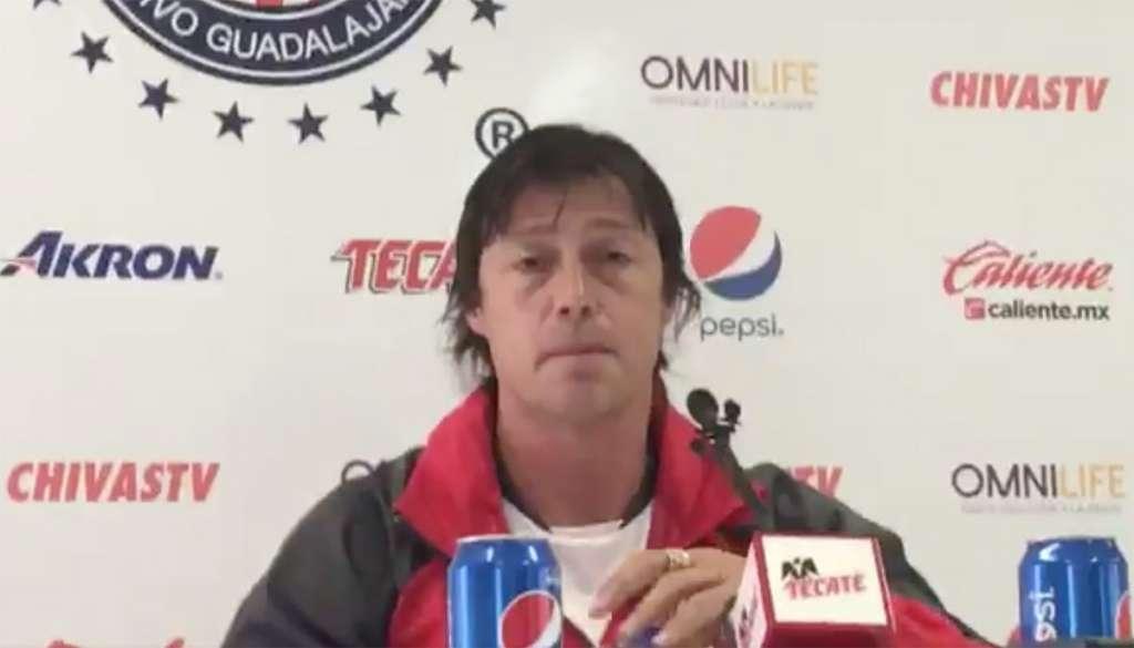 El técnico argentino Matías Almeyda reconoció que está muy cerca de incorporar a una persona que lo apoye dentro del cuerpo técnico