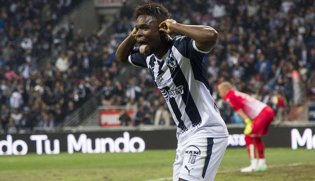 Los Rayados del Monterrey le propinaron su segunda goleada consecutiva al León al superarlo 5-1; Avilés Hurtado marcó en dos ocasiones