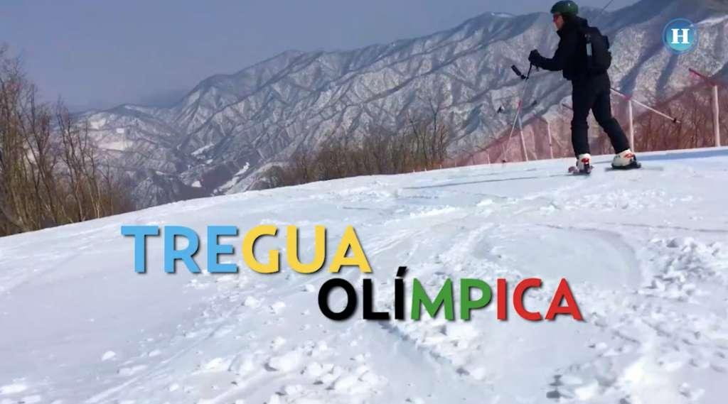 Pyeongchang : Tregua Olímpica