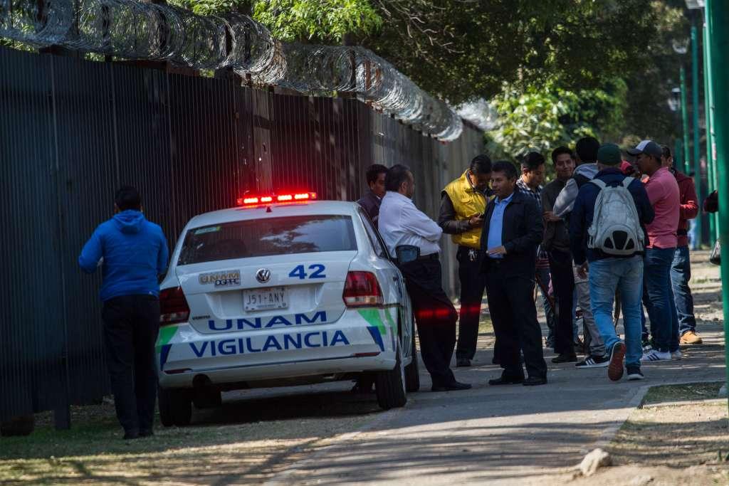 Resultado de imagen para Guardias y vigilantes de la UNAM