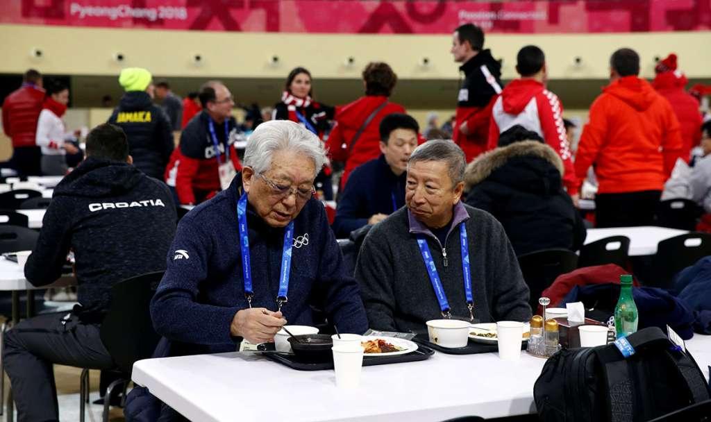 41 guardias de seguridad de la villa olímpica en el condado de PyeongChang, sede de los Juegos Olímpicos de Invierno, resultaron infectados con el Norovirus