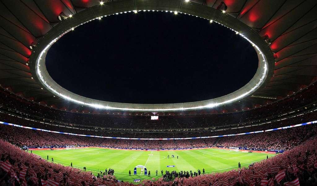 La final de la Copa del Rey entre el Barcelona y el Sevilla se disputará el próximo 21 de abril en el recién estrenado Wanda Metropolitano, cada del Atlético de Madrid