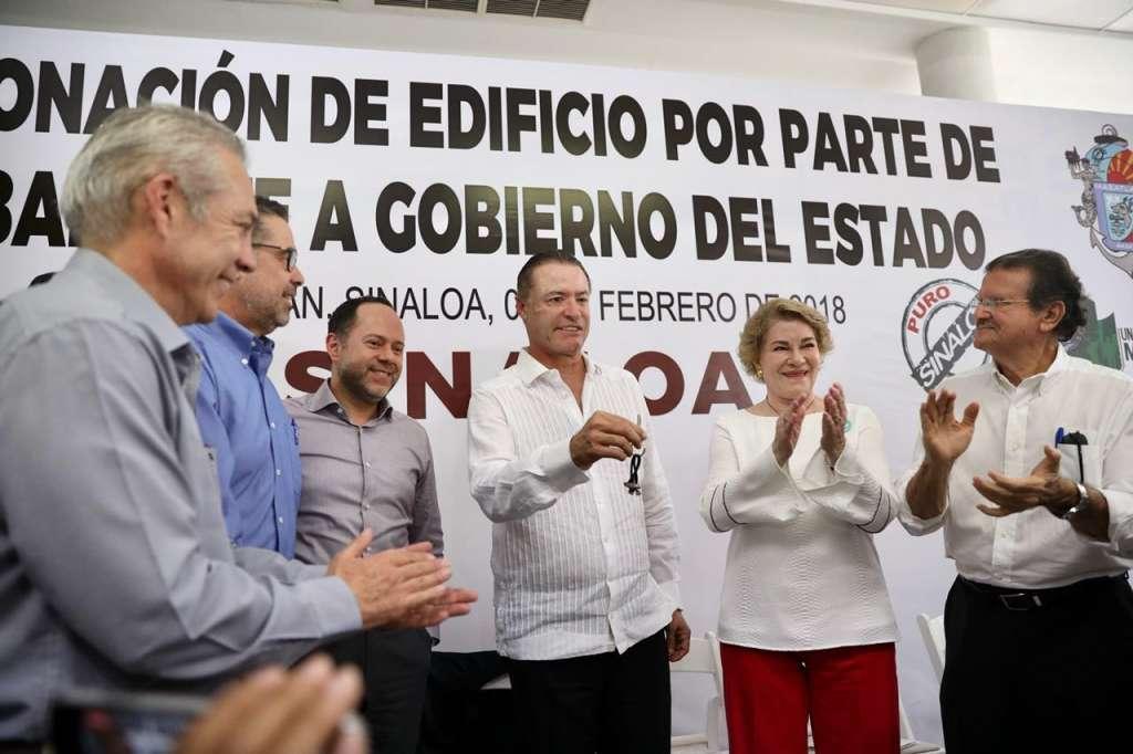 Dona Banorte edificio para Centro de Innovación y Cultura de Mazatlán