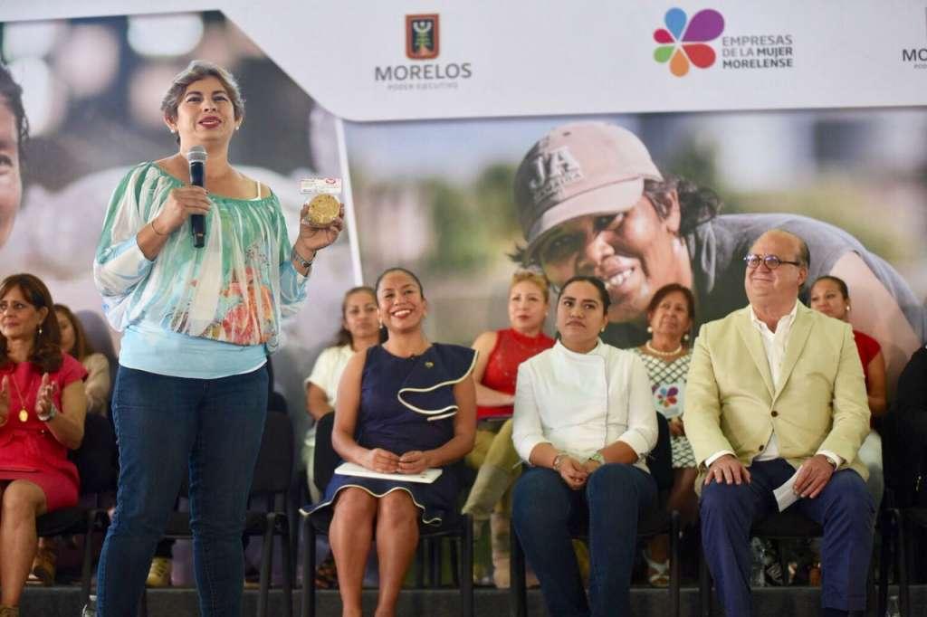 En Morelos promueven empoderamiento de la mujer