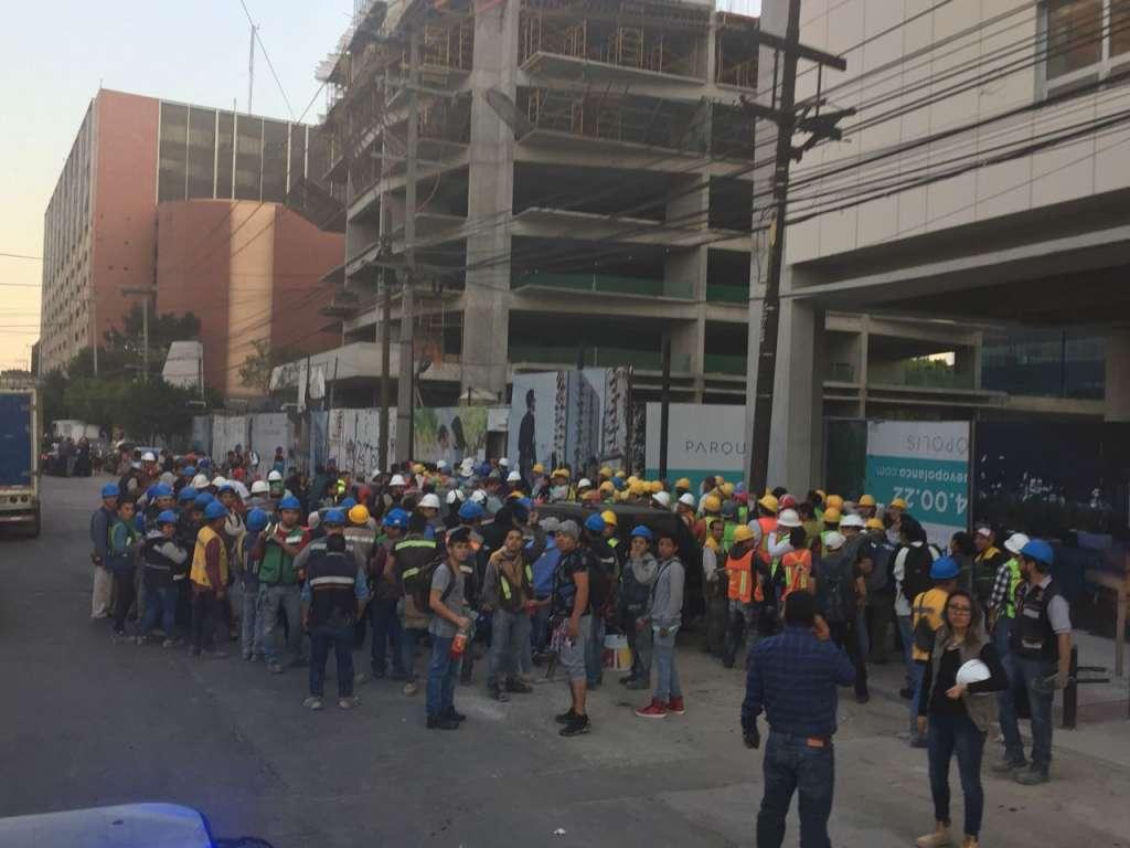 SCT descarta daños en infraestructura por sismo de viernes