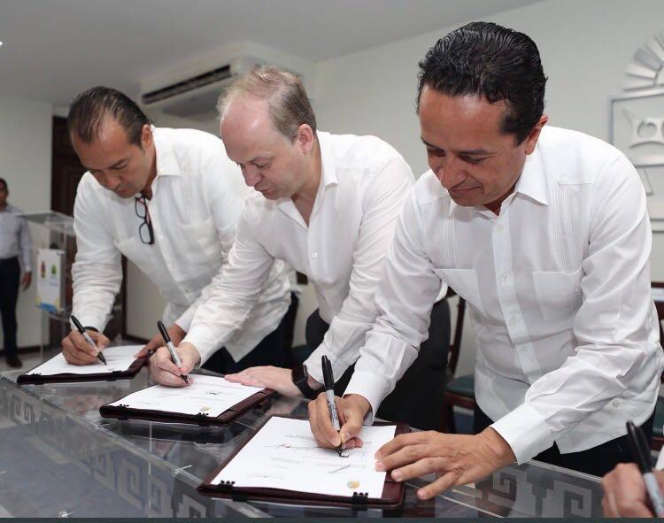 AGEPRO y Banobras firman alianza estratégica