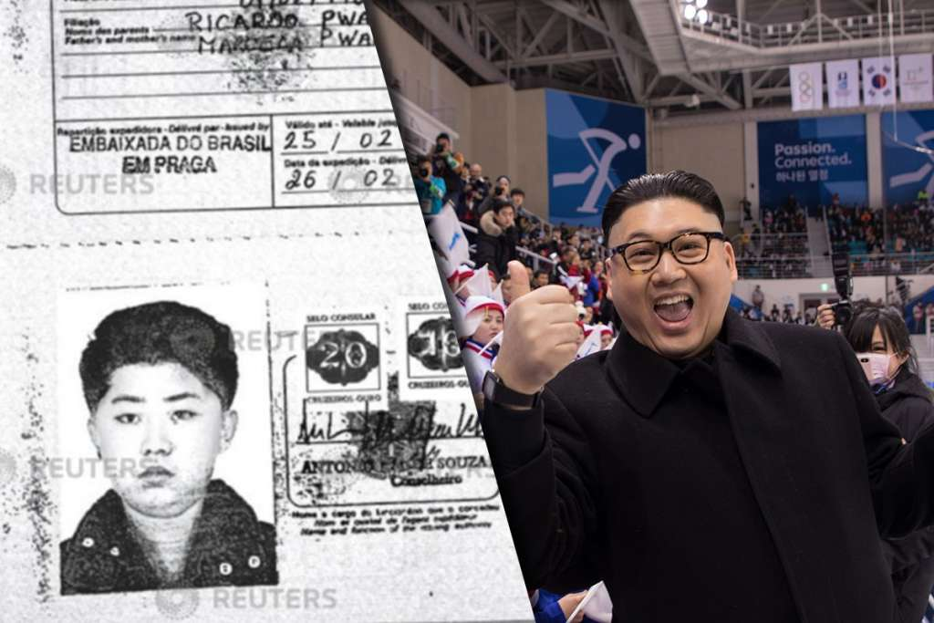 Líder norcoreano Kim Jong Un y su padre usaron pasaportes falsos para pedir visas