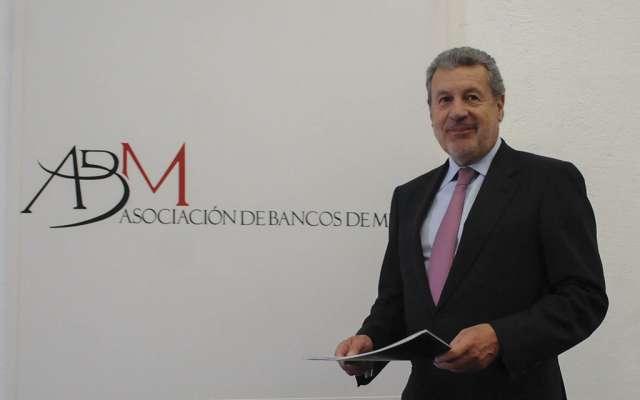 Marcos Martínez, de la Asociación de Bancos de México