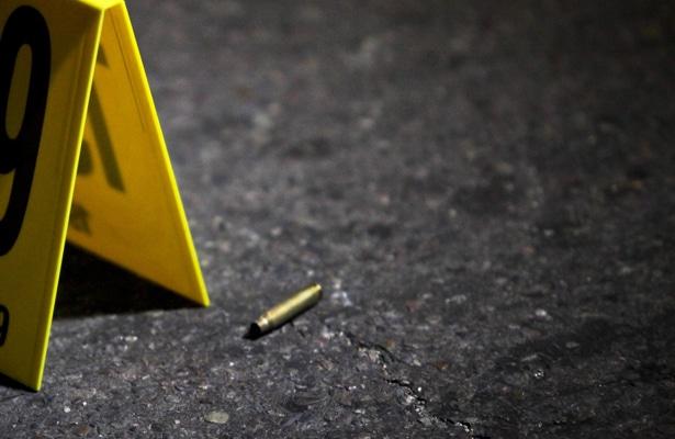Balacera en Naucalpan; tres muertos y dos heridos