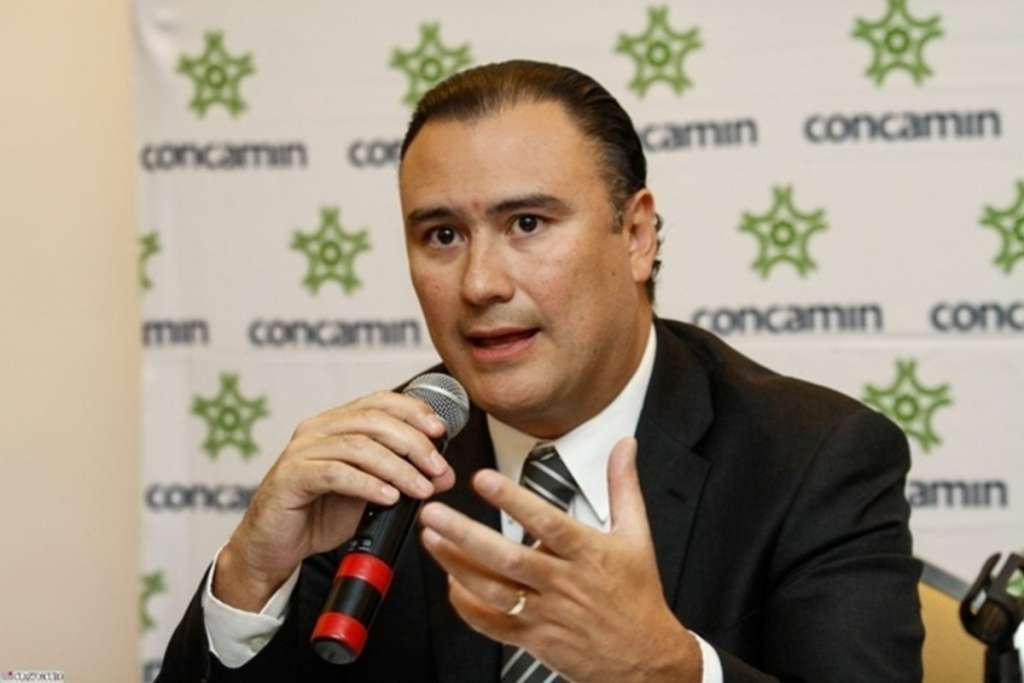 Francisco Cervantes Díaz será nuevo presidente de Concamin