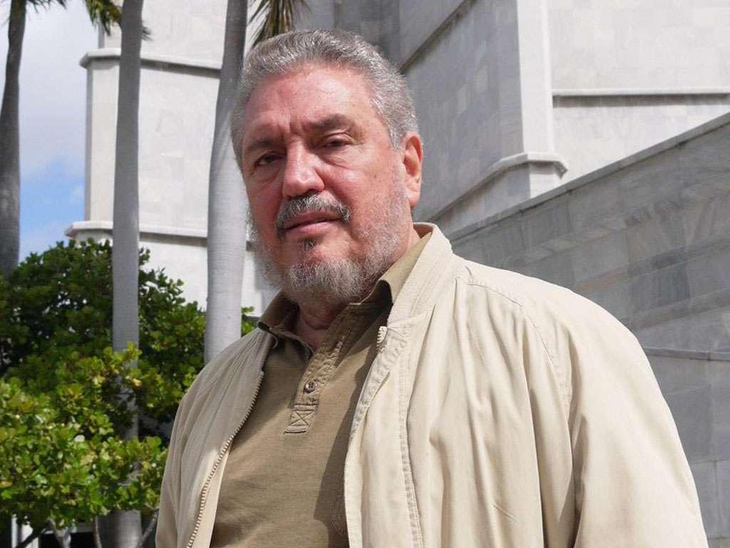 Funeral del hijo de Fidel Castro será organizado por la familia