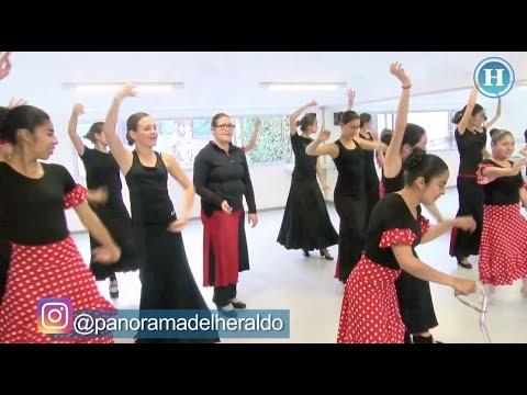 Realizan invitación al Flamencotón
