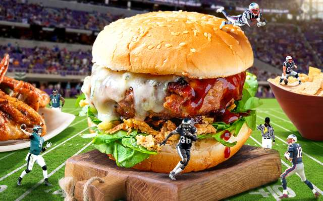 #SuperBowl: Yardas de sabor