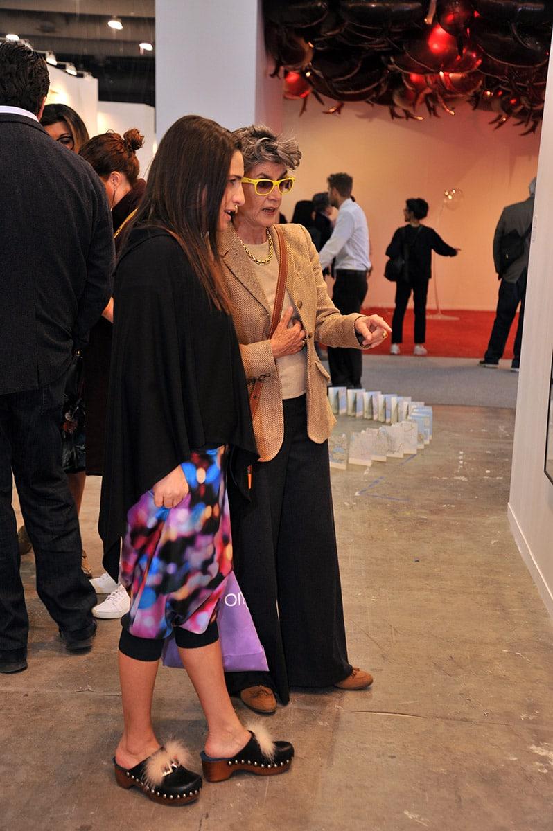 Zona Mano, la Feria de Arte Contemporáneo más importante de Latinoamérica festejó su aniversario número 15 con 170 galerías con expositores nacionales e internacionales; tuvo alrededor de 62 mil visitantes