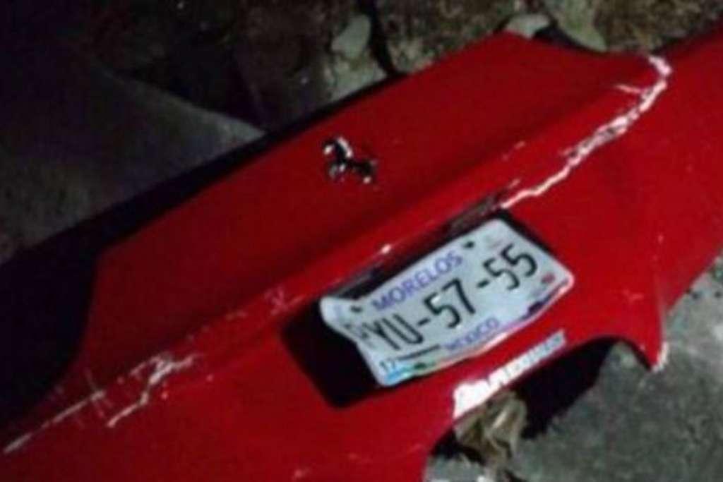 Muere colombiana accidentada en auto de #LordFerrari